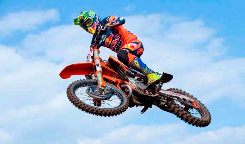 Antonio Cairoli se impone en MXGP Holanda