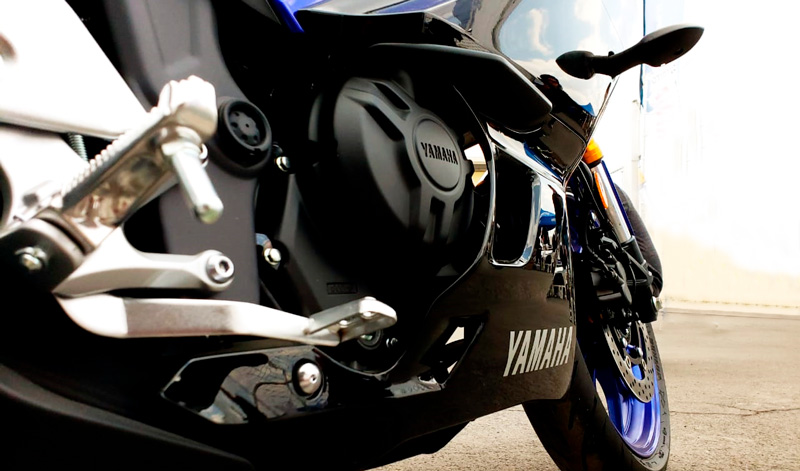 Yamaha YZR-M1; la deportividad no es sólo cuestión de estética