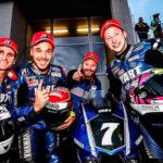 El Yart Yamaha vence en las 8 horas de Eslovaquia 2019