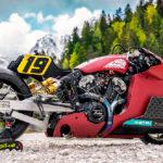Appaloosa, la potente máquina que hará regresar a las pistas a una leyenda de MotoGP