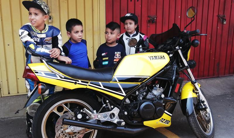 Superbike Jr, segunda fecha