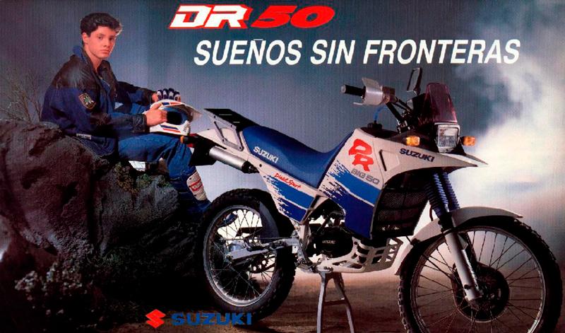 Las cinco motos trail más icónicas