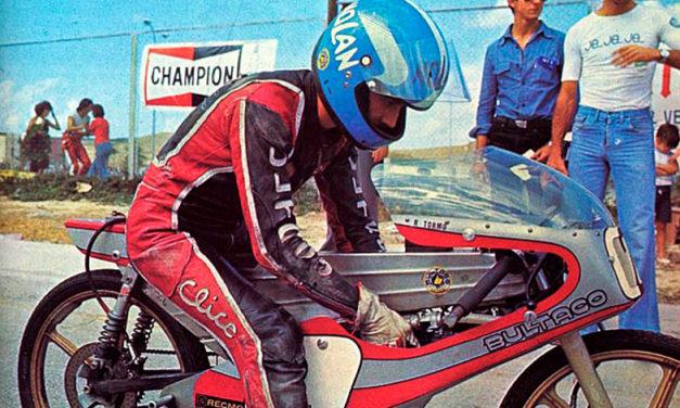 Ricardo Tormo Blaya, una vida por y para la moto