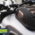 ACC PARTS y SW-MOTECH traen para ti las maletas de tanque funcionales para cualquier tipo de motocicleta