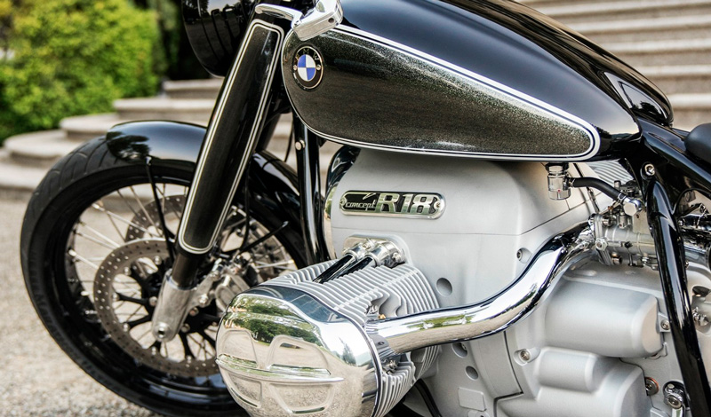 ¡BMW lo vuelve a hacer! descúbre la nueva creación para el poderoso motor bóxer