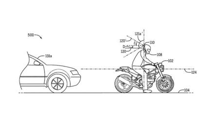 Honda creará un casco para incrementar tu seguridad al rodar