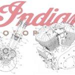 Indian Motorcycle patenta una renovación de su poderoso motor Thunder Stroke 111