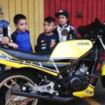 Actividad de Superbike en pista