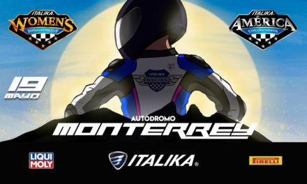 Monterrey, próxima parada de los campeonatos internacionales de ITALIKA Racing