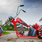 Cinco motos para soñar a lo grande