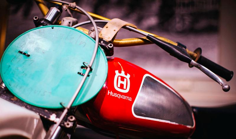 Husqvarna: más allá de una simple moto