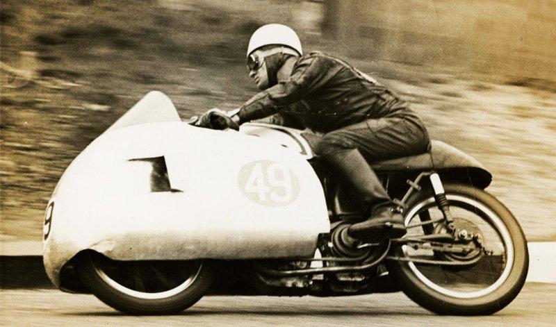 Bob Mac, el piloto al que muchas victorias le pisaron los talones