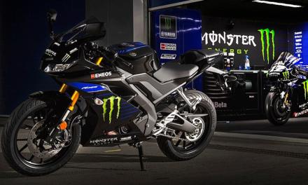 Aventuras al límite con la nueva Yamaha YZF-R125