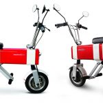 La moto eléctrica más pequeña