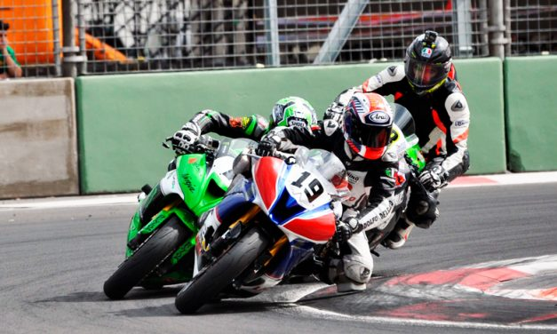 Verde, verde, verde para MexBike Series