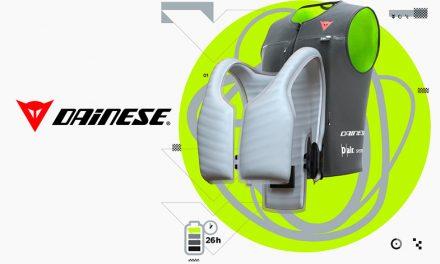 ¡Seguridad a bordo! conoce el nuevo Smart Jacket de Dainese