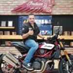 INDIAN Toluca escribe su leyenda con el lanzamiento de la nueva FTR 1200