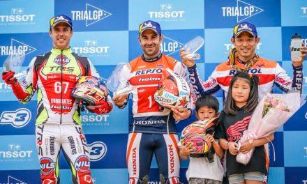 Mundial de Trial: Toni Bou arrasa el primer puesto en Japón