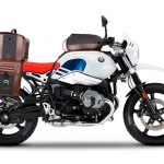 La BMW R NineT se equipa con la nueva colección Cafe Racer de SHAD