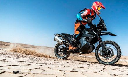 Pronto llegará la sensacional KTM 790 Adventure R Rally