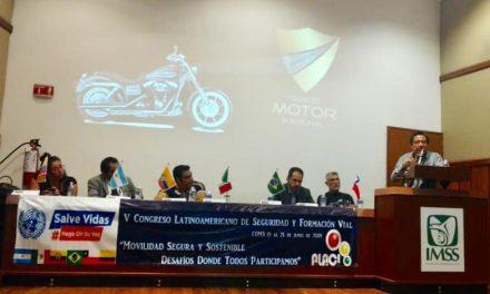 """""""Movilidad Segura y Sostenible, desafíos donde todos participamos"""""""