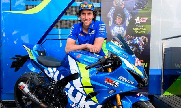 Suzuki Italia lanza una motocicleta GSX-R1000R, Edición Especial