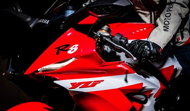 Yamaha R6, edición especial 20 aniversario