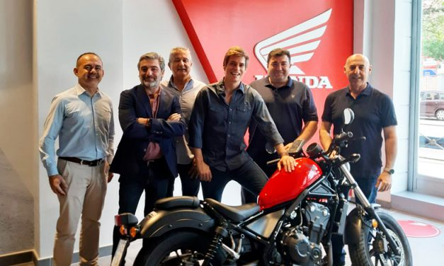 Carlos Baute estrena Honda