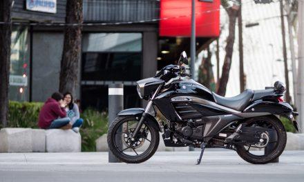 ¡Suzuki nos presenta a la favorita entre las cruiser – Intruder 2020!
