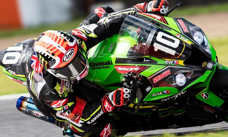 Kawasaki Racing Team, ganador de las 8 horas de Suzuka