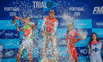 ¡Una más para Bou en Portugal!