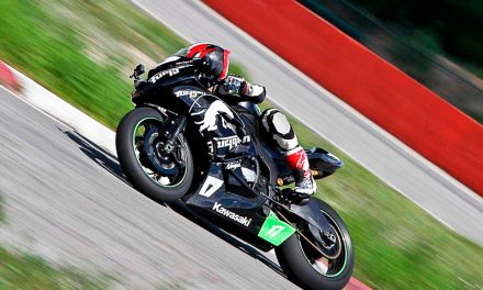 Billy Trejo a repetir victoria en el SPORTSTER GP