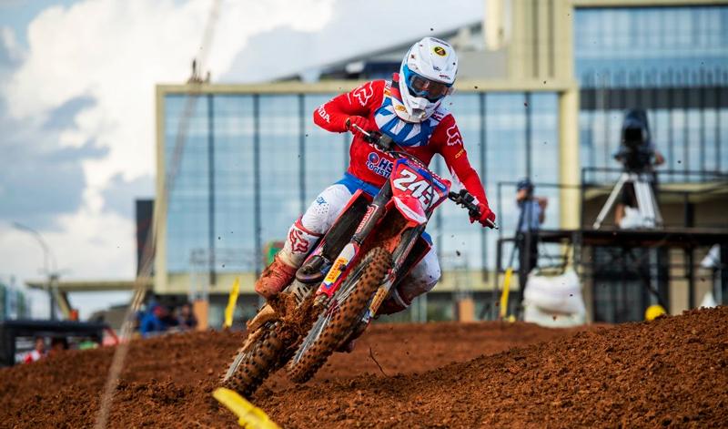 Tim Gajser, el más rápido en Indonesia