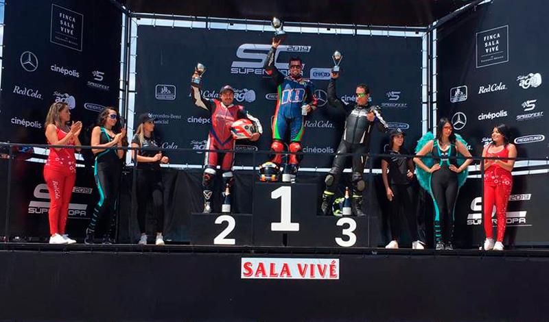 Nahún y Ernes Fernández triunfaron en Aguascalientes
