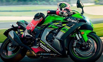 Kawasaki estrenará nuevo modelo para el Mundial de Superbikes