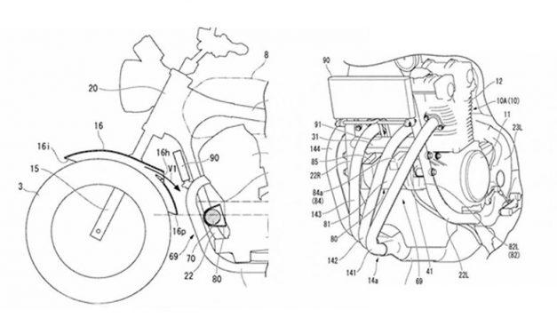 Honda podría festejar el 50 aniversario de la CB750 con otro espectacular modelo