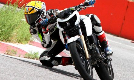 Julio Razo fue el mandamás en la sexta etapa del Serial VAMEX en Tangamangaca