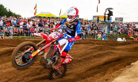 Tim Gajser, ganador del MXGP en Bélgica