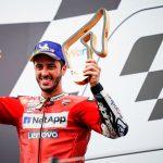 Andrea Dovizioso triunfa en el GP de Austria