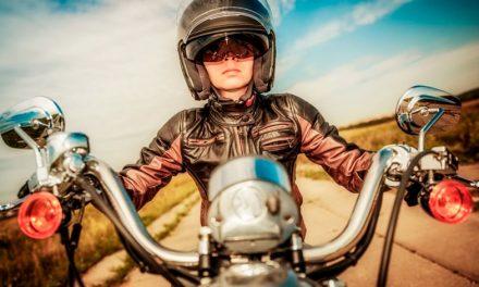 ¡Quiero ser motociclista!