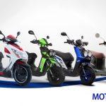 Conoce la línea de motonetas ITALIKA