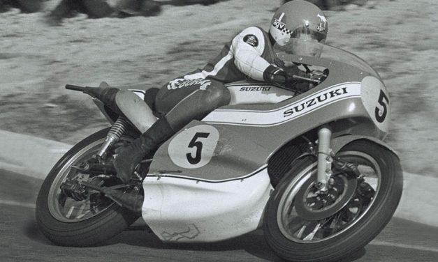 Suzuki RG 500: una moto de campeones
