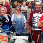 Viajar en moto te alarga la vida, Luisa Zappitelli