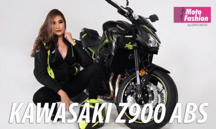 Wanessa Lima, primera participante de Moto Fashion 2019