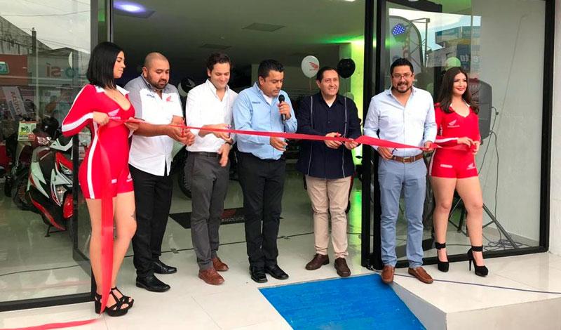 Honda Comoto Mazatlán abre sus puertas