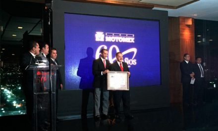 Grupo MOTOMEX 60 años de éxito