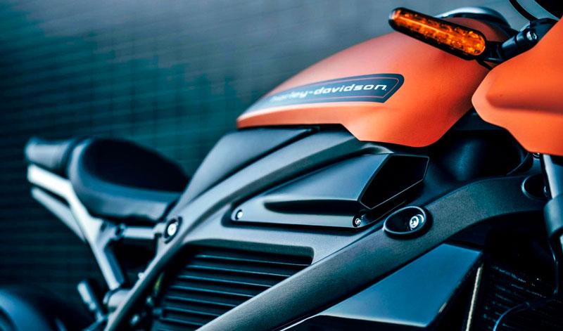Tecnología y vanguardia al estilo de Harley Davidson