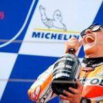 Apantallante victoria de Marc Márquez en el GP de Aragón