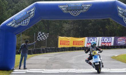 Se definieron los campeones nacionales de ITALIKA Racing