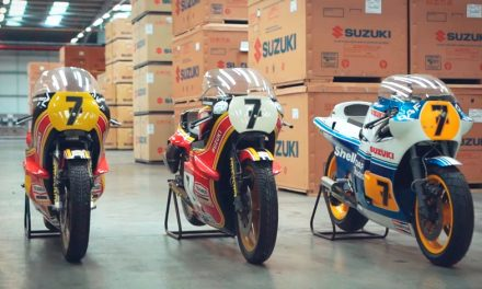 Suzuki renovará tres motos míticas